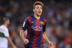 Munir El Haddadi Jadi Incaran Klub Premier League? - http://keposoccer.com/2014/12/munir-el-haddadi-jadi-incaran-klub-premier-league/ #Barcelona, #MunirElHaddadi, #RumorTransfer, #SwanseaCity, #WestHamUnited