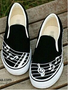 I would like to wear converse or vans or sneakers under neigh my dr… music shoes. I would like to wear converse or [. Painted Canvas Shoes, Painted Sneakers, Hand Painted Shoes, Painted Toms, Music Shoes, Zapatillas Casual, Mode Shoes, Decorated Shoes, Fabric Shoes