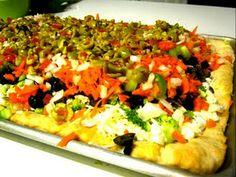 Organic Pizza - Yeah!