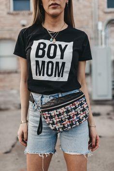 e3a6a5d8453f9 Boy Mom T-Shirt Under $20    The Fashion Fuse #fashion #womensfashion