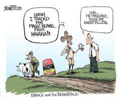 Presumptuous Politics: Cuba Cartoons