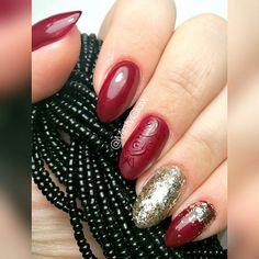 #paznokcie #nails #manicure #gelnails #mintyclaw #winternails #nailac @nailacuv #instanails