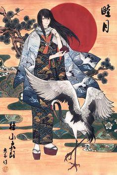 Browse fanart GINTAMA collected by Karacero Shin and make your own Anime album. Katsura Kotaro, Manga Anime, Anime Art, Anime Kimono, Otaku, Gintama, Okikagu, Fandom, Me Me Me Anime