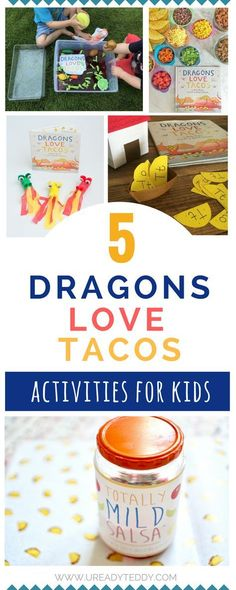 5 Best Dragons Love Tacos Activities for kids, Pre-School crafts, Beyond the Book, Children's Picture Book Lessons, Salsa Slime Recipe + Free Printable, Letter Recognition, Fire-breathing Craft, Jello Wash Station, Taco Bar, Days with Grey, Grace, Giggles & Naptime, The Mama Workshop, Veggies & Virtue Party Activities, Craft Activities For Kids, Book Activities, Toddler Activities, Preschool Activities, Crafts For Kids, Indoor Activities, Dragons Love Tacos Party, Taco Crafts