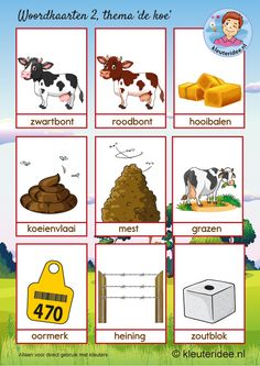 1 million+ Stunning Free Images to Use Anywhere Learn Dutch, Free To Use Images, Preschool Worksheets, Vocabulary, Kindergarten, Cow Nursery, Languages, Google, Animals