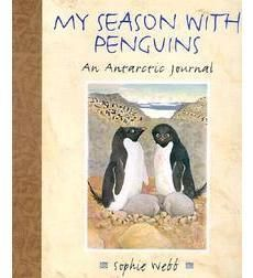 Children's Book: My Season With Penguins: An Antarctic Journal - Find more details about this book and more children's books set in the same country. Then click around to find children's books set in countries around the world. Houghton Mifflin Harcourt, Reading Strategies, Book Journal, Journals, Antarctica, Science And Nature, Great Books, Book Publishing, Book Activities