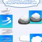 This set includes line art and colored graphics for:- Cumulus Cloud- Stratus Cloud- Cirrus Cloud- Cumulonimbus Cloud- Weather Map (United Stat...