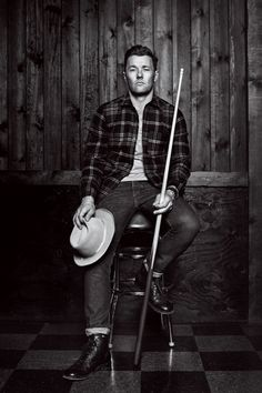 """""""I'm from a relatively small town and a rural place, and I think you see that in my hands and my face."""" – Joel Edgerton"""