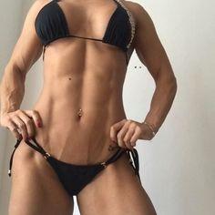 Female Form  #StrongIsBeautiful  #Motivation  #WomenLift2 ANA COZAR
