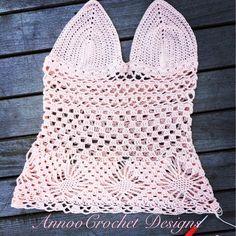 Free Tutorial Beach Crochet Dress By AnnooCrochet Designs