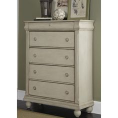 FREE SHIPPING! Shop Wayfair for Liberty Furniture Rustic Traditions 5 Drawer Chest - Great Deals on all Furniture products with the best selection to choose from!