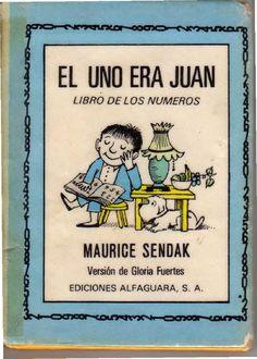 La Mini-biblioteca, de Maurice Sendak, versionada por Gloria Fuertes 1977