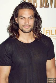 Kal Drogo from Game of Thrones...so hot