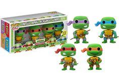 Funko Pop! Vinyl: Teenage Mutant Ninja Turtles