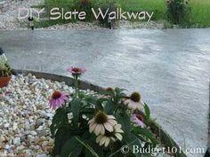 Do it yourself walkway