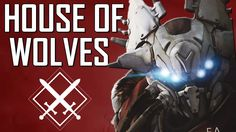 Destiny - House Of Wolves Crucible Maps & Modes!