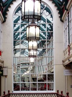 Castle Arcade, Cardiff: Cardiff has lots of stunning Victorian and Edwardian arcades and most have their fair share of very interesting one-off shops.