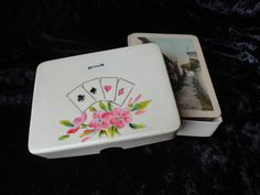 Vintage Bermuda Souvenir Playing cards in by AsFoundByUs4U on Etsy
