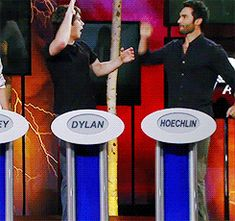 Yea Man!!! Love them!!! Dylan O'Brien and Tyler Hoechlin on Wolf Watch S3b