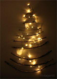 Joulukuusi on rakennettu Table Lamp, Lighting, Home Decor, Table Lamps, Decoration Home, Room Decor, Lights, Home Interior Design, Lightning