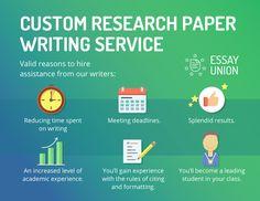 Research Paper Writing Service 100% https://essayunion.com/buy-custom-research-paper-writing-service.html Original & American Writers :)