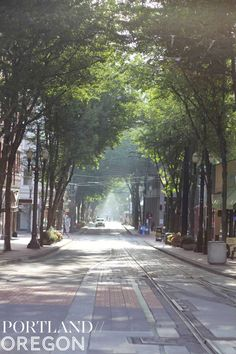 portland, oregon - a place i will hold in my heart as one of the most romantic cities of all time