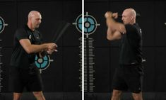 The steel club two handed mill is a sequence of movements combined to make one exercise. Training, Australia, Exercise, Club, Workout, Steel, Education, Fitness, Ejercicio