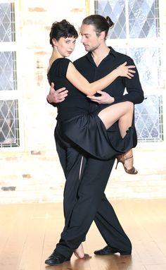 Berlin Tango, photographed for Mava Lou Tango fashion. #Tangofashion, #TangoBerlin, #Tango
