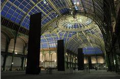 grand palais interior #paris