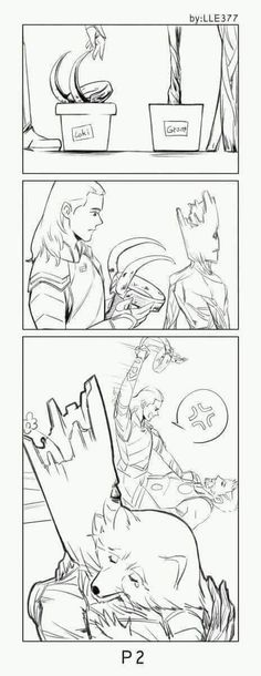Page 2 Read from the story Memes de Marvel by MssMarvel (Ana) with reads. Thor X Loki, Marvel Funny, Marvel Dc Comics, Marvel Avengers, Spideypool, Superfamily, Avengers Memes, Marvel Memes, Marvel Fan Art
