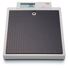 SECA® Digital Floor Scale 250kg - Measurement/scales - Diagnostic, Evaluation & Equipment Floor Scale, Flooring, Technology, Digital, Stability, Compact, Touch, Flat, Button