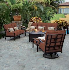 Affordable Luxury Patio Furniture