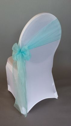 Image result for chair cover with side bow
