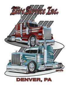 USA Truck New Trucks, Custom Trucks, Cool Trucks, Fire Trucks, Truck Tattoo, Truck Signs, Truck Art, Old Tractors, Dog Logo