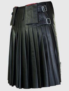 Leather Kilt More