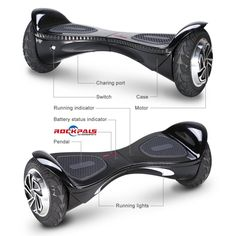 Rockpals Hoverboard Christmas Gifts For Men, Christmas Wishes, Wish Gifts, Rubber Tires, Tools, Travel, Instruments, Viajes, Male Christmas Presents