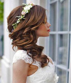 Blooming Wedding Hair 2016