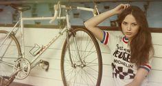 bonita bici :P