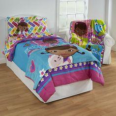 doc mcstuffins bedroom disney doc mcstuffins girls bedding collection bed