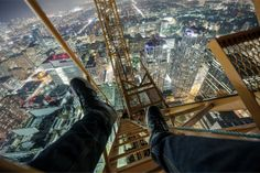Don't Look Down: 50 Inspiring Examples of Rooftopping Photography