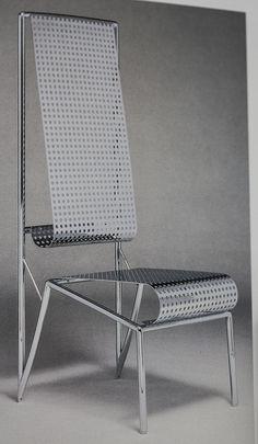 japon, design, sièges, Guen Suzuki, chaise années 80,