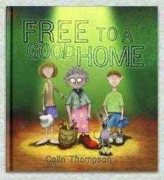 colin thompson author biography essay