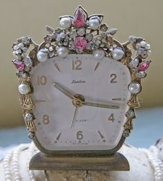Vintage Clock Collection -  The Faded Cottage: You got the time?