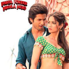 Dancing with Shahid Kapoor is difficult: Ileana D`Cruz