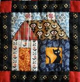 Quilts In The Barn: Building Houses from Scraps