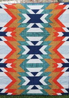 Elegant Indian Quilt Patterns Indian Quilt Patterns - This Elegant Indian Quilt Patterns images was upload on September, 27 2019 by admin. Here latest Indian Quilt Patterns images . Motif Navajo, Navajo Pattern, Star Quilts, Quilt Blocks, Quilting Projects, Quilting Designs, Southwestern Quilts, Mandala, Indian Quilt