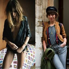 Why We Love Her, Lou Doillon http://blog.freepeople.com/2012/10/love-lou-doillon/#