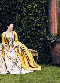 Magic Box, fuckyeahcostumedramas: Caitriona Balfe in...