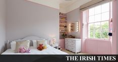 Classy colour palettes, clever storage, discrete spaces – rooms your kids will never want to leave