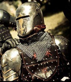 Medieval Knight by mhoaddib